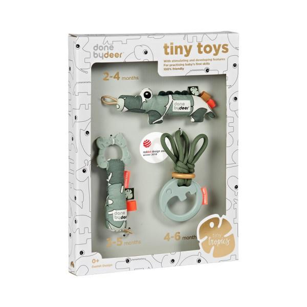 "Done By Deer ""Tiny Toys Gift Box"" Tiny tropics"