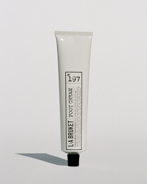 "L:A Bruket No. 197 ""Foot Cream"" Peppermint/Patchouli 70ml"