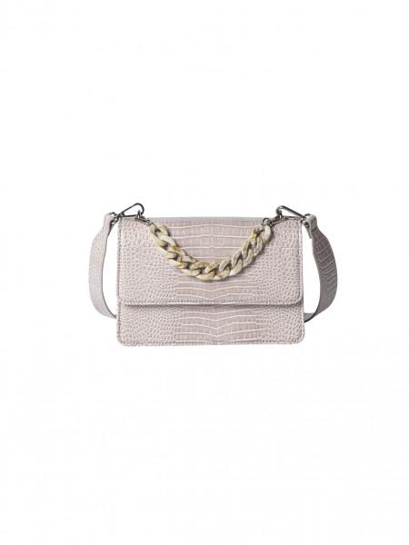 BECK SÖNDERGAARD Bright Maya Bag - Light Grey