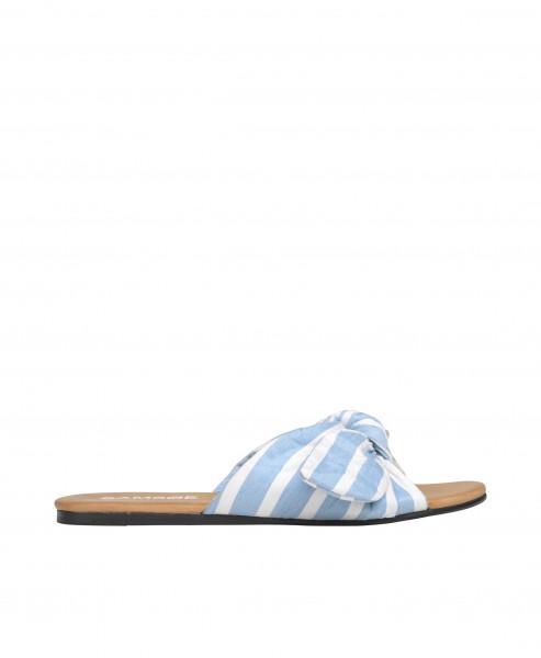 Samsøe Samsøe, Freeso Sandal Tourmaline Stripe