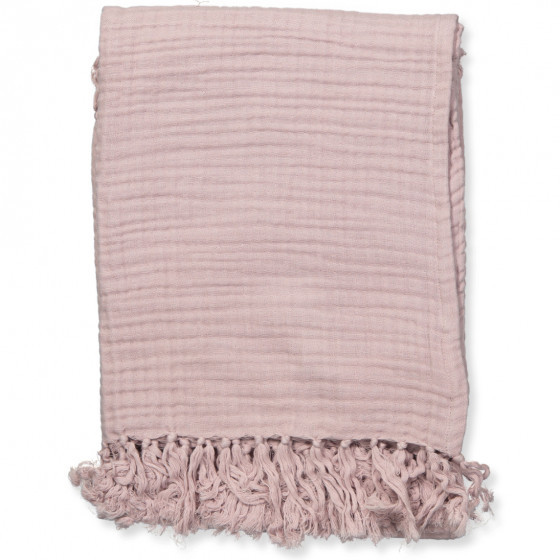 "müsli by green cotton ""Blanket"" Rose"