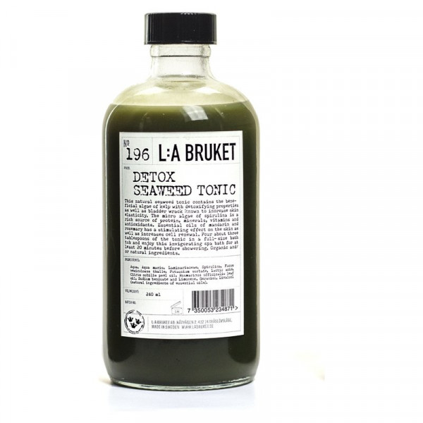 La Bruket, No.196 Detox Seaweed Tonic 240 ml